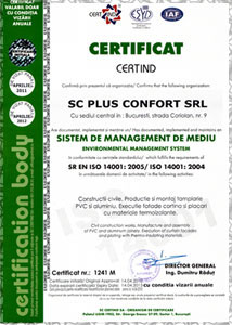 agrem 35 big Certificari